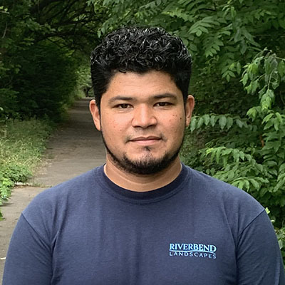 Herson Martinez, Tree Care Expert with Riverbend Landscapes & Tree Service in Great Falls, VA.